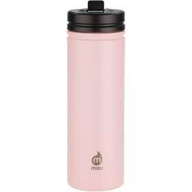 MIZU 360 M9 Borraccia 900ml con tappo e cannuccia, enduro soft pink